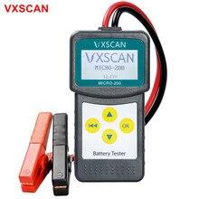 Автомобильный аккумулятор тестер/анализатор MICRO-200 для автомобилей 12 вольт