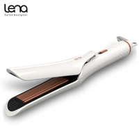 LN 502 Curler Straightener Dry Wet Hair Flat Iron Styling Tools Inner Buckle Wavy Hair Hair