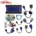 2017 NEXIQ USB Ligação Diesel Truck Diagnostic Tool Com Conjunto Completo NEXIQ 2 Ligação USB Com Software Heavy duty truck scanner DHL livre