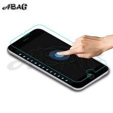 ABAG 9h 2,5D мм 0,26 мм закаленное стекло для iphone 6 6S 6plus Защита экрана для iphone x 8 8 плюс 7 7 плюс 5 4 дуги стеклянная пленка