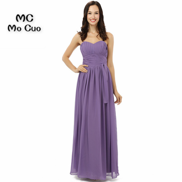 Robe Demoiselle D'honneur Elegant Sweetheart Off Shoulder Bridesmaid Dresses 2017 Cheap Wedding Party Dress Robe de Soiree