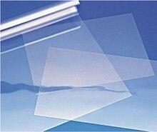 Horizon Elephant SLA DLP UV resin Non-Stick Reservoir Coating release liner for DIY 3D printer size:210*290*0.1mm