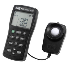 Digitale Luxmeter LCD Display Licht Meter Umwelt Prüfung Illuminometer