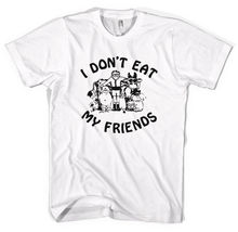 I Dont Eat My Friends Morrissey The Smiths Unisex T-Shirt All Sizes New T Shirts Funny Tops Tee