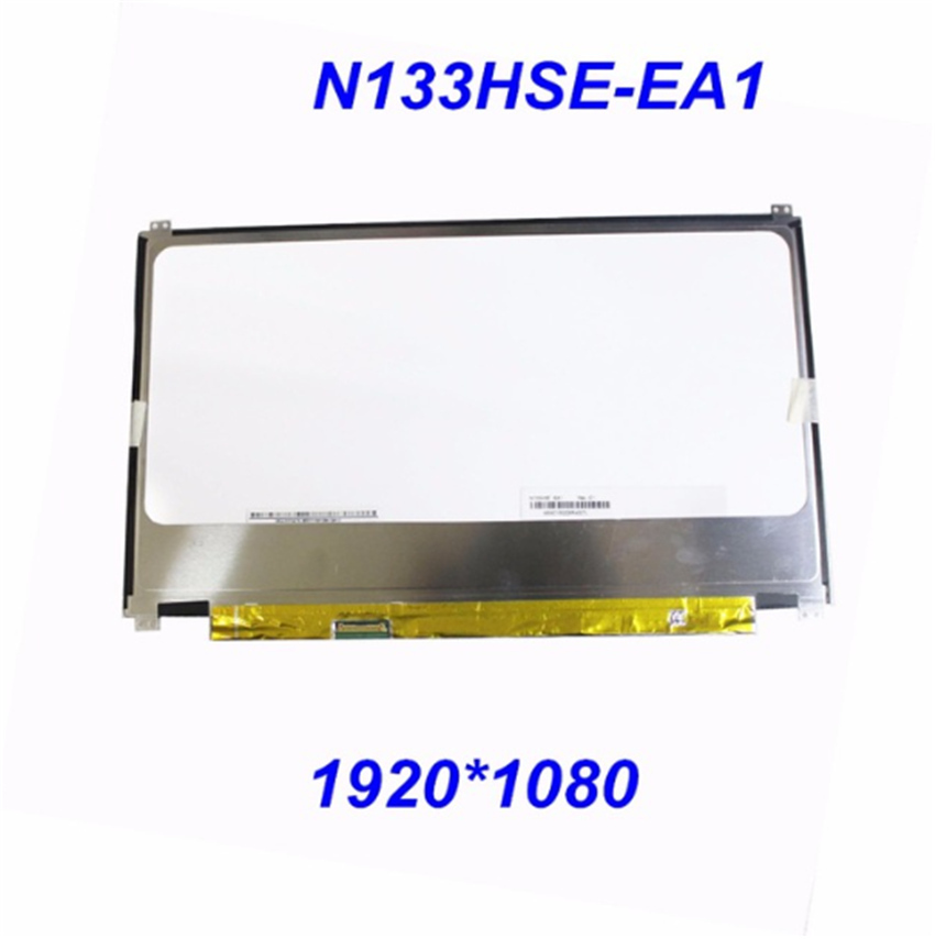 NEW LCD SLED creen Matrix Panel Display N133HSE-EA1 N133HSE-EA3 For Asus UX32 UX32VD UX31 UX31A UX303 UX305 TP300 1920X1080 m170en05 v5 lcd s creen a s creen 100