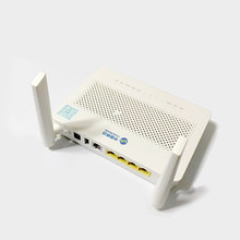 Huawei GPON ONU FTTH HS8546V5 GPON ONT Router 4GE+1TEL+2USB+Wifi Mini Size English firmware for Huawei MA5608T/MA5683T(China)
