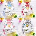 Outono inverno Conjuntos de roupas de Bebê pijamas bebes newdorn ternos meninos roupas de bebê Roupas das meninas 100% do bebê do algodão