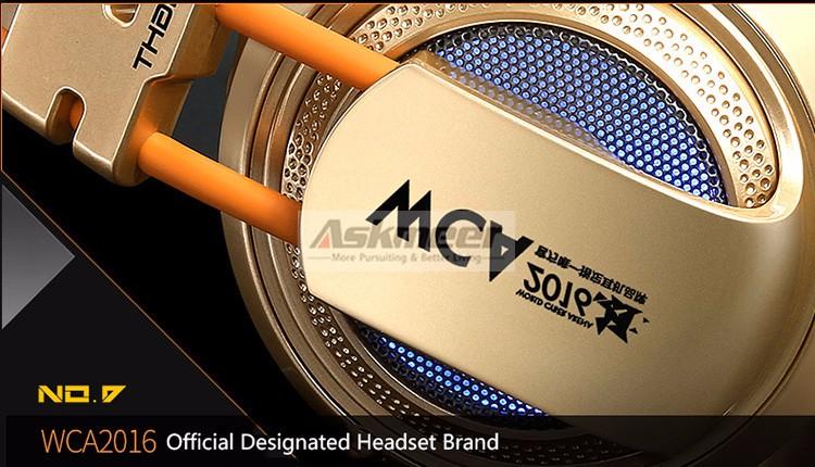 игровые наушники xiberia В10 компьютер ecouteur стерео игры гарнитура с микрофоном светодиодные для ПК геймер