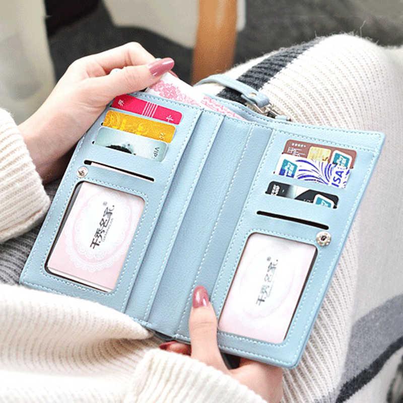 TOKOHANSUN PU кожаная сумка для карт женская сумка кошелек чехол для телефона с цепочкой для Digma Hit Q500 Q401 CITI Z520 Z400 ATL 3g 4G