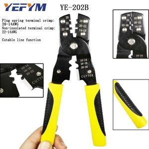 Image 5 - Multitool zange automatische stripper für kabel draht cutter crimpen werkzeuge HS D1 hohe präzision elektrische marke hand werkzeuge
