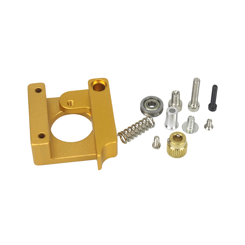 3D Printer makerbot MK8 Extruder Aluminum extrusion Frame Block DIY Kit for Reprap i3