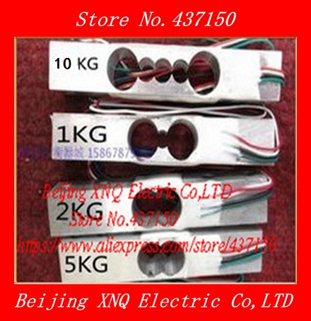 20PCS X   high precision resistor load cell electronic scale sensor 1KG 2KG 3KG 5KG 10kg 20kg L XN-in Sensors from Electronic Components & Supplies
