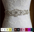 2017 XW54 Bride Belt selling the Bride Wedding Belt pure manual Mosaic Rhinestone bridal accessories Belts