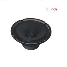 5inch Paper Cone Speaker Hifi System 16Ohm Full Range Louder Speakers DIY KTV Box Accessories High-end Woofer стоимость