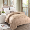 Filling: 80%camel hair 20% polyester fiber Super warm and comfortable Winter quilt  twin/ full/Queen Size comforter