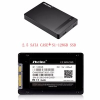 Zheino P1 USB3 0 Portable External 128GB SSD With 2 5 SATA Solid State Drive Portable