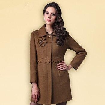 Russian Wool Coat Promotion-Shop for Promotional Russian Wool Coat ...