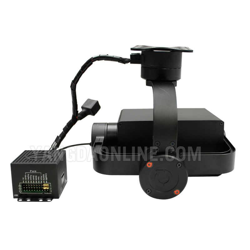 Дрон камера IR Laser 12X1080 P коробка и Дрон карданный зум Камера ночного видения аэрофотосъемка и видео HDMI выход