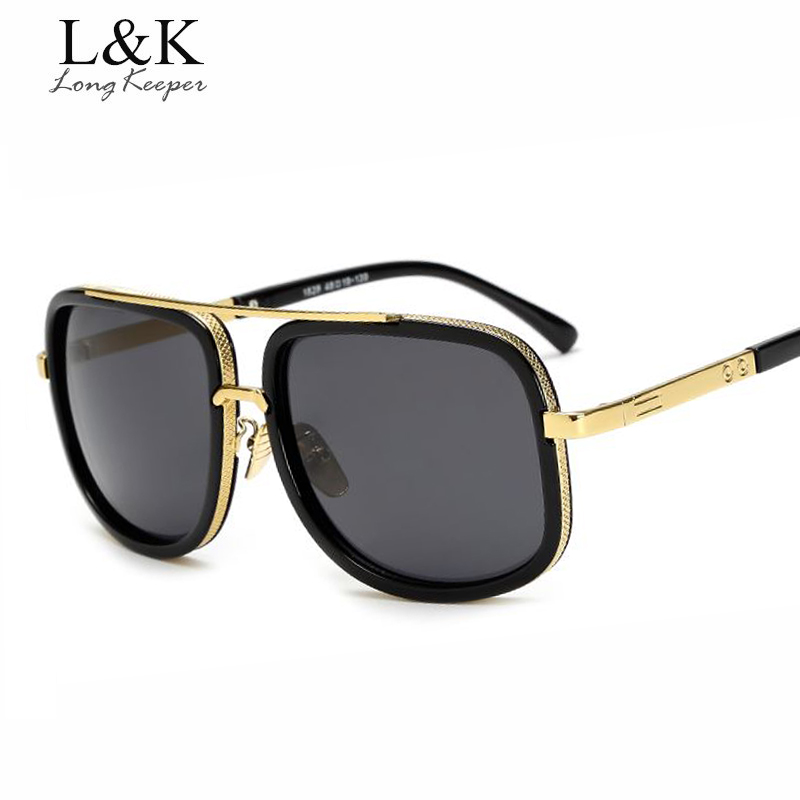 ac216bc27ea2 Long Keeper Hot Sale Vintage Sun Glasses for Women Men Driving Goggles  Square Sunglasses Retro Top Quality Eyeglasses UV400 1828