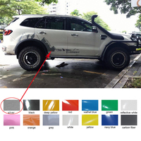 customize for ford everest ranger suv car modified stickers 2PC off road side body mountain graphic Vinyl protect scratch decal