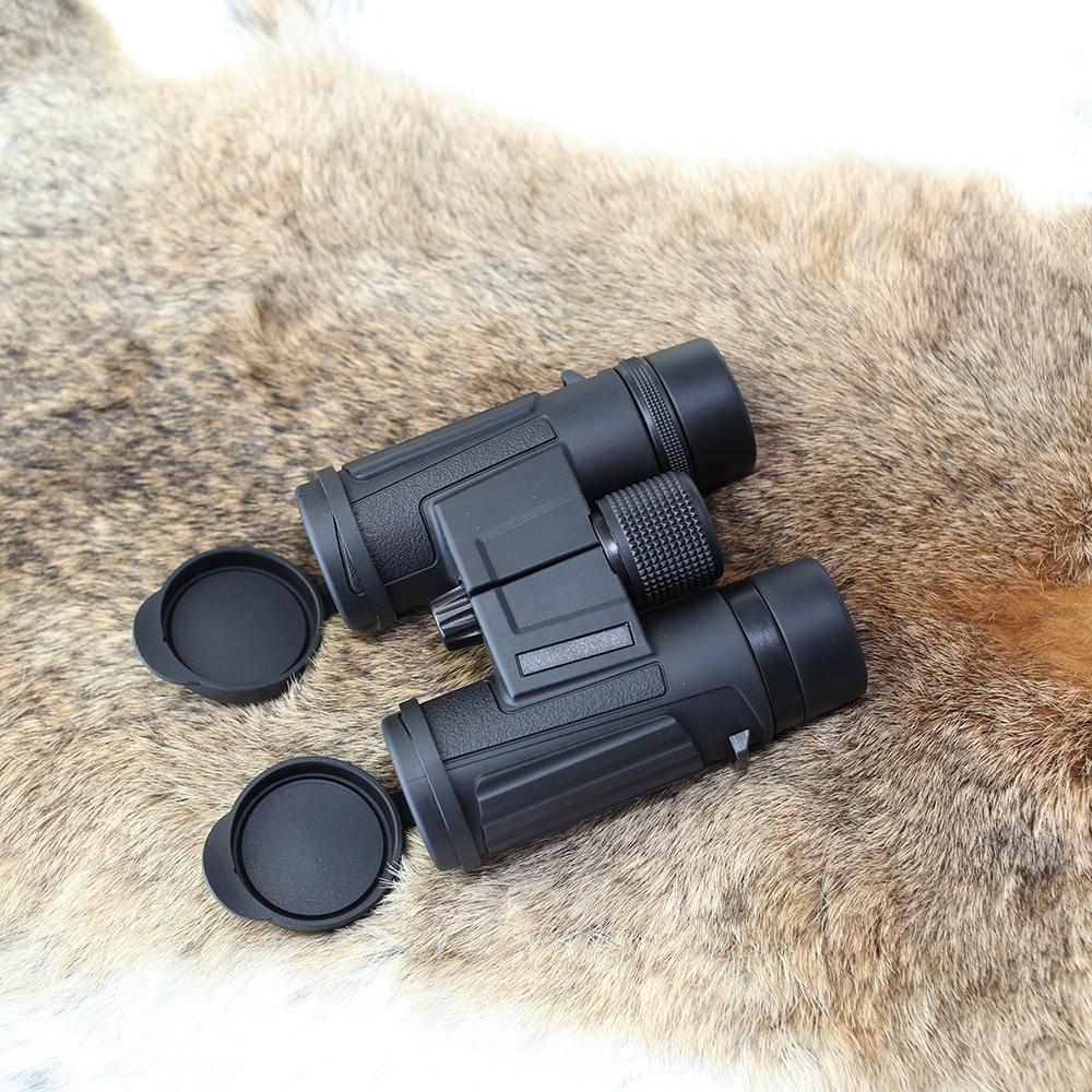 SPINA Powerful Binoculars 8x32 HD Telescope Waterproof Long Range Binocular Portable for Camping Hunting