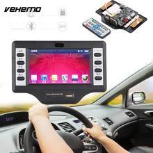 Vehemo вспомогательное Видео устройство декодер доска MP5 Bluetooth декодер аудио универсальный портативный пульт дистанционного управления Управление