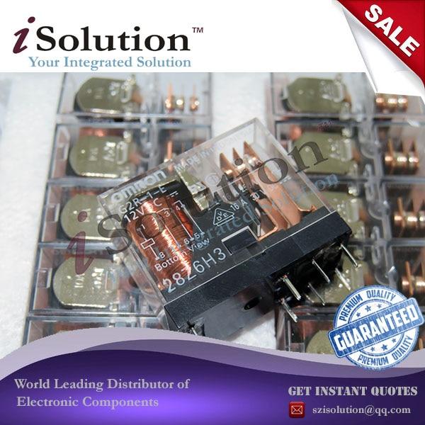 5pcs 10pcs G2R-1-E 12VDC New Genuine 8Pins Relay DC12V 16A