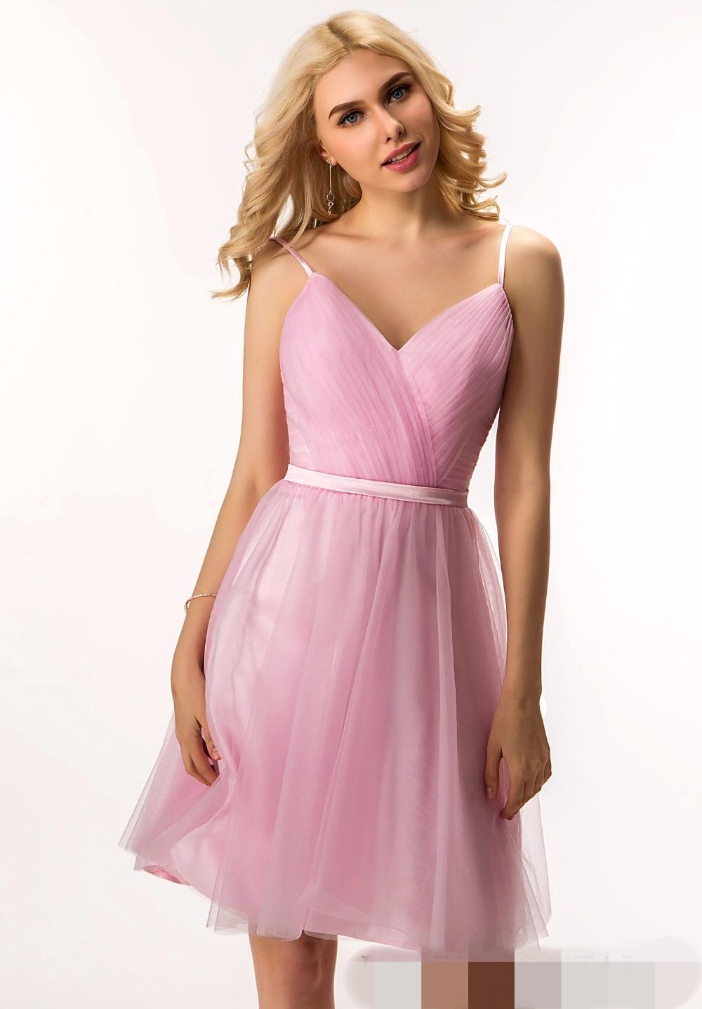Asombroso Vestidos De Dama Informal Fotos - Colección de Vestidos de ...