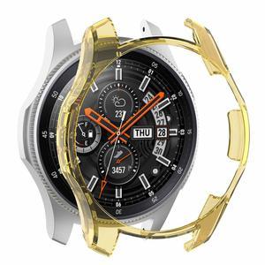 Image 5 - 6 kolorów obudowa pc dla Samsung Gear S3 Frontier koperta zegarka osłona ekranu dla Galaxy Watch 46MM Sport Watch