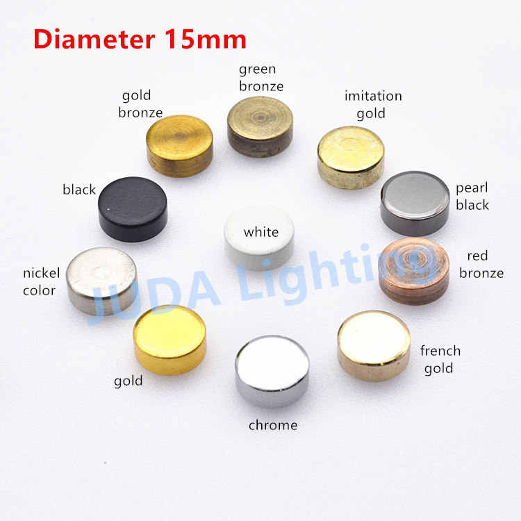 M4 M10 Inner Tooth Thread Decorative Nuts Flat Cap Iron Nut For Lamp Base Screws Chandelier Led Pendant Lights Hardware Fittings Nuts Aliexpress