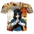 Mulheres/homens Dragon ball z SON GOKU kamehameha camiseta Moda Verão 3D Impresso dos desenhos animados anime Tee