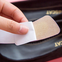Fashion 2pcs 12 Styles Sticky Fabric Shoes Back Heel Inserts Insoles Pads Cushion Liner Grips High Quality Braces & Supports