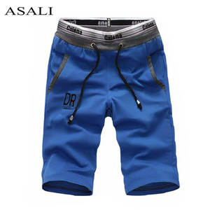 Men Shorts Clothing-Product Bermuda Leisure Cotton Beach Men's Masculina-Fit