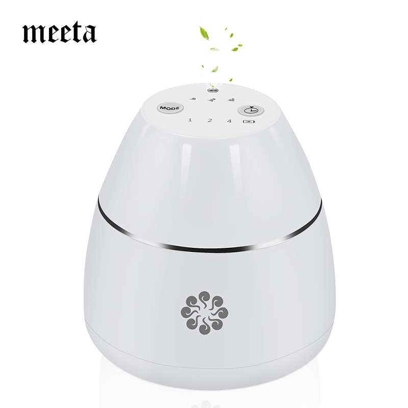 Waterless Wireless Essential Oil Aroma Diffuser Nebulizer With Rechargeable Battery, Portable For Home, Office, Travel