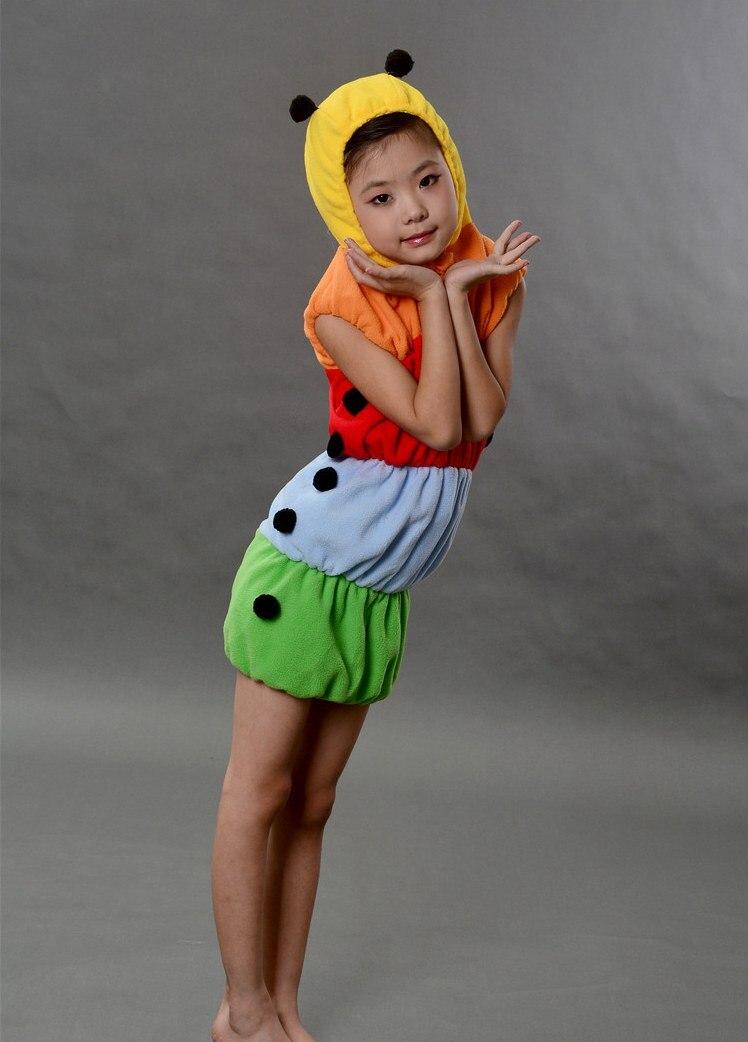 をキャタピラ服ハロウィン衣装大人子供コスプレ衣装ためカーニバルパーティートップ品質