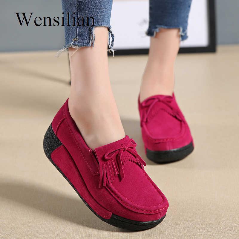 Summer Flat Shoes Women Platform Shoes