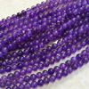 Purple Dragon Veins Agate 6mm 8mm 10mm 12mm Natural Diy Round Loose Beads 15 Inches A27