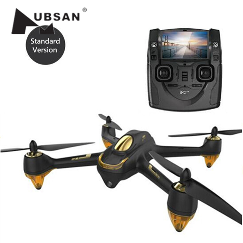Hubsan H501S X4 Pro 5.8G FPV RC Drone with Camera HD 1080P GPS RTF Helicopter Remote Control Elfie RC Quadcopter Follow Me Mode^
