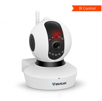 IR Control 720P HD Network Onvif P2P Motion Detection CCTV Night Vision Wireless Baby Monitor