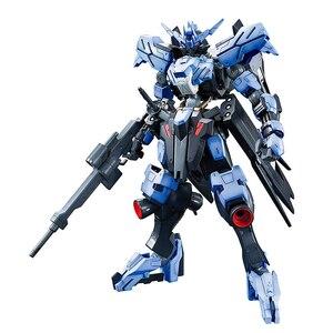 Image 5 - Bandai Gundam HG IBO TV 1/100 Full Mechanics Vidar Mobile Suit Assemble Model Kits Anime Action Figures Toys for children Gift
