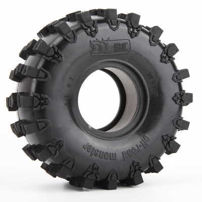 4PCS D1RC Super Grip Two-stage Sponge RC CRAWLER CAR 2.2 Inch RC Thick <font><b>Wheel</b></font> Tires FOR <font><b>1:8</b></font> <font><b>SCALE</b></font> Axial 90018 90048 90045 90031 image