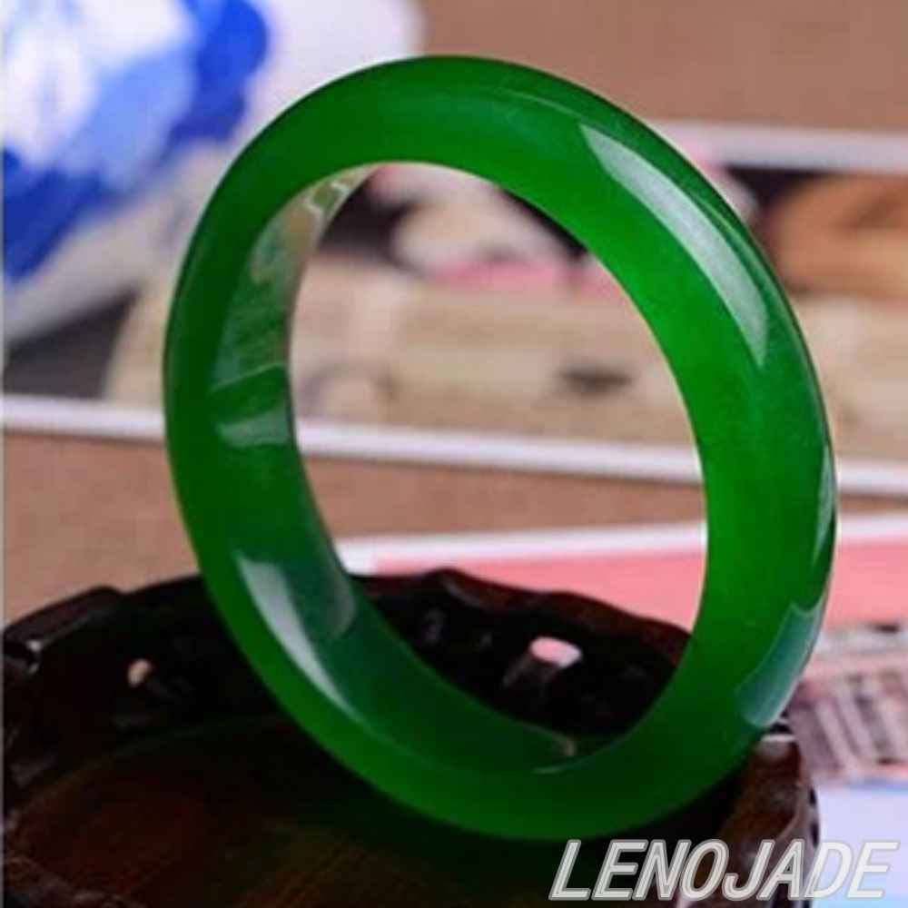 все цены на Hot sale Free Shipping>>>>>Certified Green Beautiful Hetian stone Bangle Bracelet Natural Hand-Carved 100% онлайн