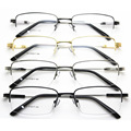 New Pattern Metal Memory Titanium Frame Spectacle Frame Male Fund Will Frame Myopic Eye Picture Frame
