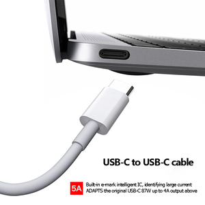 Image 3 - Reilim USB C to USB C Type C Cable Male to male Cable PD 5A Fast Charge Data Cable for Samsung S9 S8 Note 9 for MacBook USB C