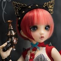OUENEIFS Mio 1/6 bambole sd bjd Fairyland littlefee modello reborn ragazze dei ragazzi occhi giocattoli di Alta Qualità trucco negozio resina Spedizione occhi
