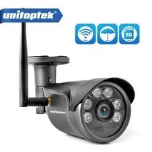 Wi-Fi ip-камера наружная 720 P 960 P 1080 P камера видеонаблюдения Wi-Fi беспроводная водостойкая ИК ночного видения Металл CamHi iPhone Android