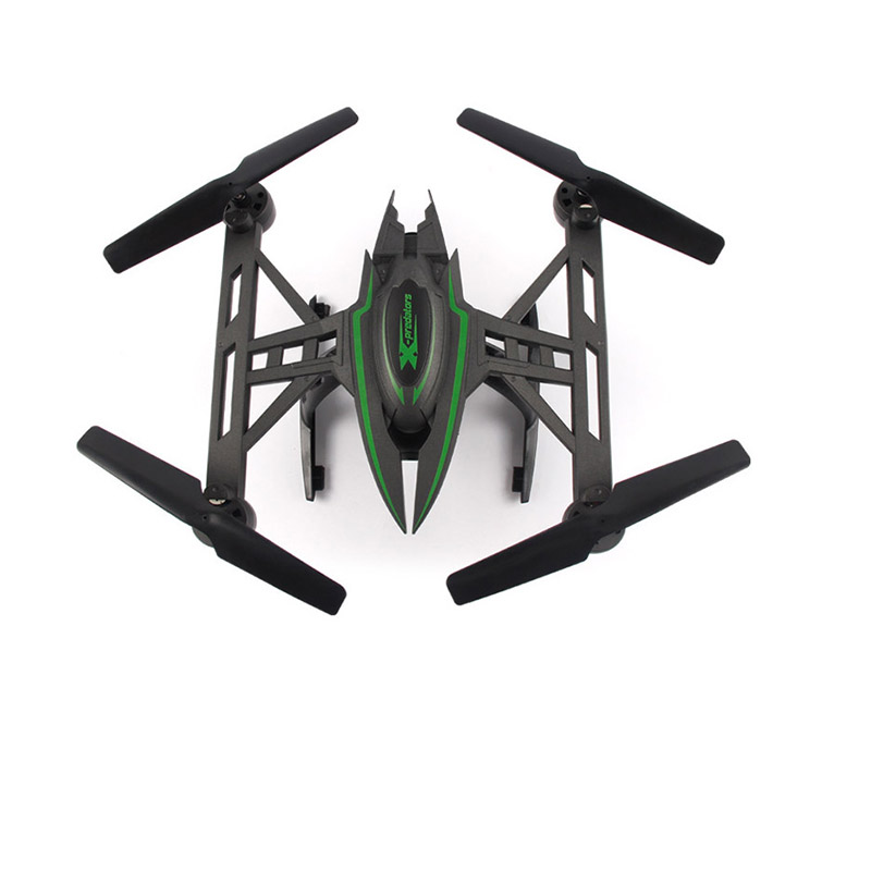 JXD FPV 510G 2 4G 4CH 6 Axis font b RC b font Quadcopter Drone with