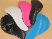 5colors Magic Comb Hair Brush Hairbrush Anti Tangle Anti-static Massage Detangling Combs Styling Tools