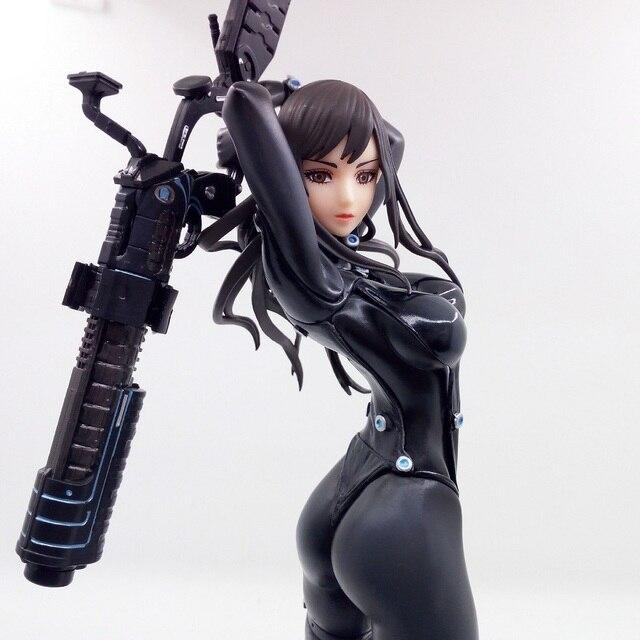 Koro Koro Gantz Figure Collection: Anime Gantz Shimohira Reika Sexy Girl PVC Action Figure