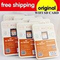 10 pçs/lote atacado Real capacidade classe cartão de memória compartilhada 10 wi fi cartão SD 32 GB wi fi SDHC cartão de memória SD cartao de memoria 32 GB